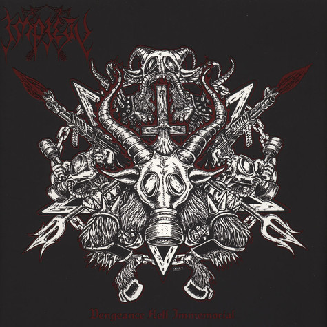 Impiety - Vengeance Hell Immemorial
