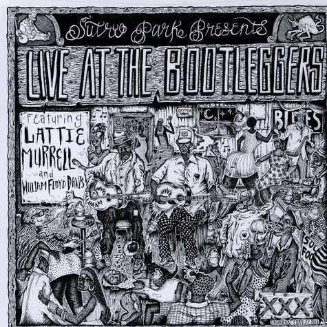 V.A. - Live At The Bootleggers