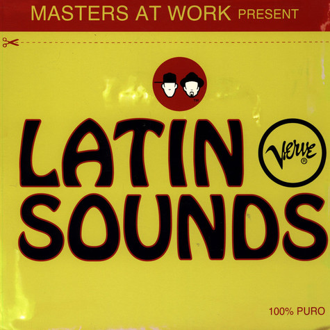 Masters At Work (Louie Vega & Kenny Dope) - Latin Verve Sounds