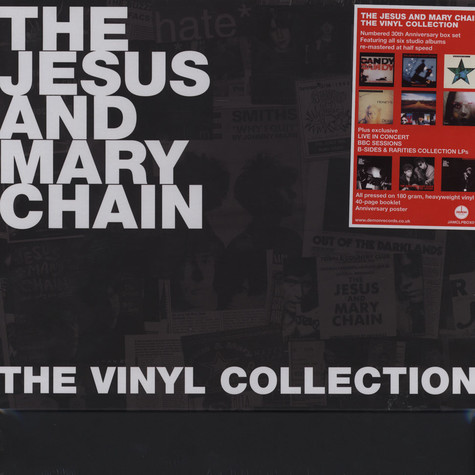 Jesus & Mary Chain, The - The Vinyl Collection
