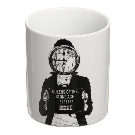 Queens Of The Stone Age - Mugshot Cup
