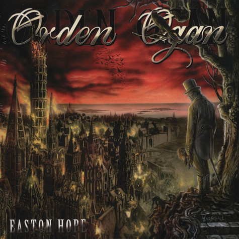 Orden Ogan - Easton Hope Black Vinyl Edition
