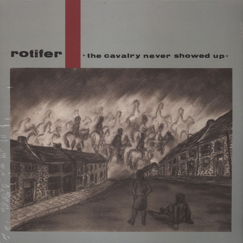 Rotifer - The Cavalry Never Showed Up