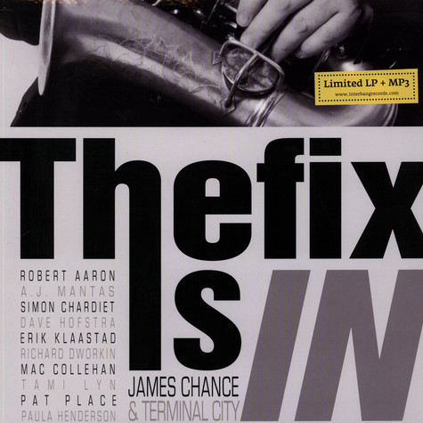 James Chance & Terminal City - The Fix Is In