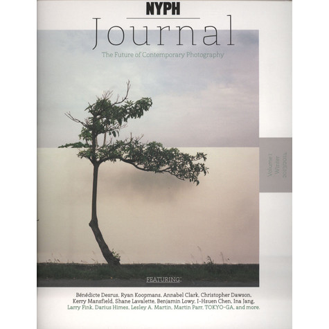NYPH Journal - Volume 1 - Fall / Winter 2013
