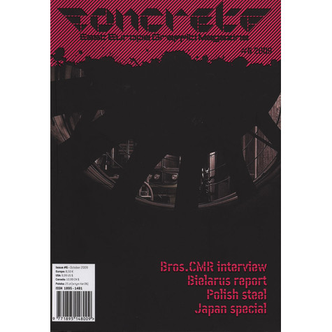 Concrete - Issue 6