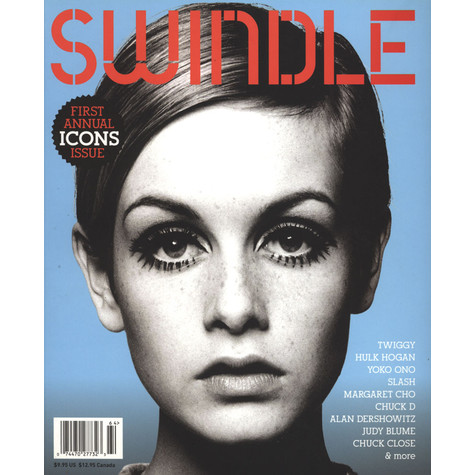 Swindle Mag - Icons Issue 1