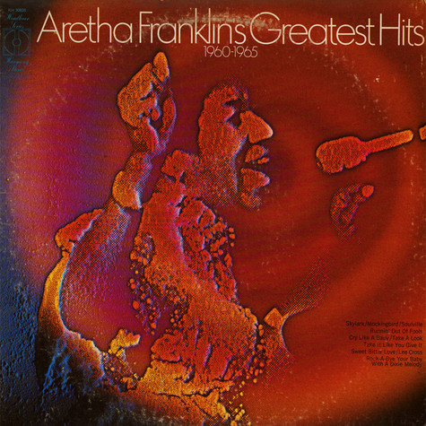 Aretha Franklin - Aretha Franklin's Greatest Hits 1960-1965