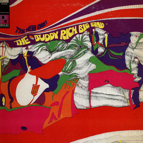Buddy Rich Big Band - The New One!