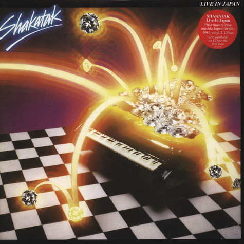 Shakatak - Live In Japan