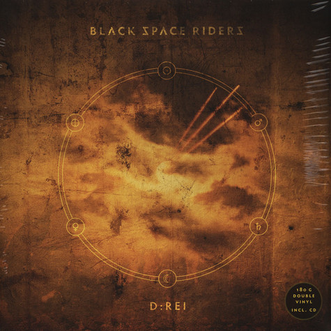 Black Space Riders - D:rei