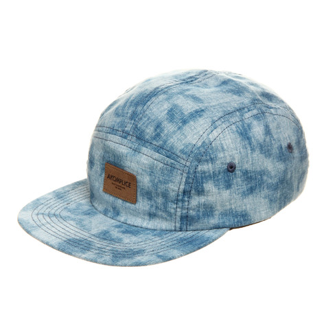Akomplice - Blue Dip 5 Panel Cap