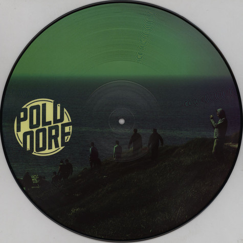 Poldoore - The Day Off Picture Disc