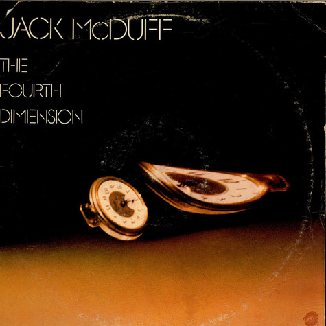 Brother Jack McDuff - The Fourth Dimension