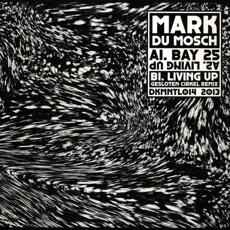 Mark du Mosch - Bay 25