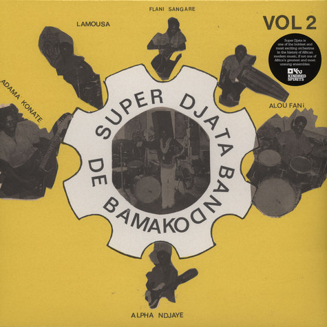 Super Djata De Bamako - Volume 2 Yellow Edition