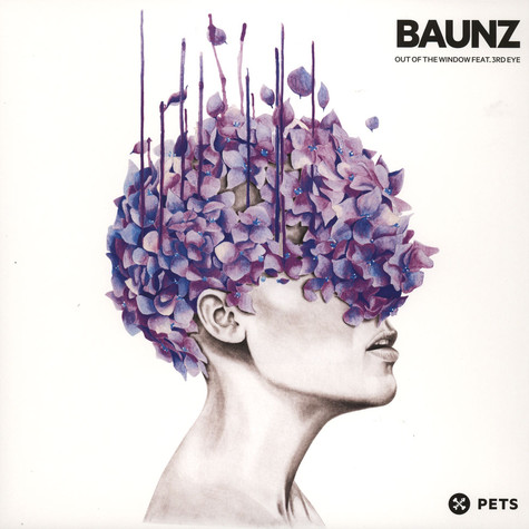 Baunz - Ot Of The Window Feat. 3rd Eye