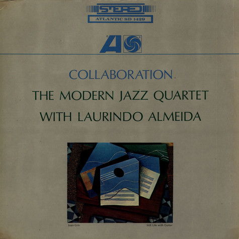 Modern Jazz Quartet, The With Laurindo Almeida - Collaboration