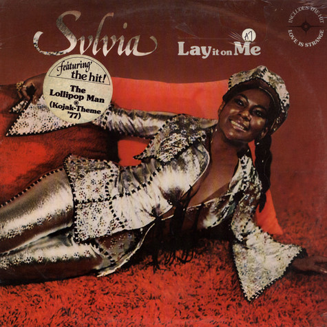 Sylvia Robinson - Lay It On Me