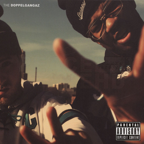 Doppelgangaz, The - Peace Kehd
