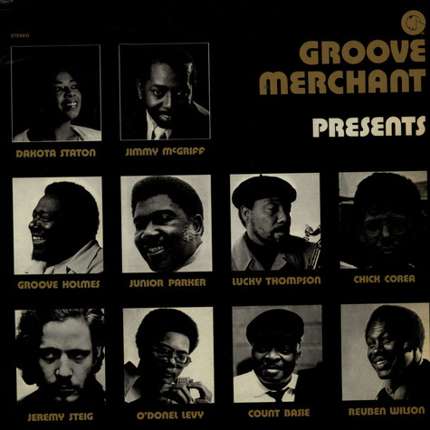 V.A. - Groove Merchant Presents