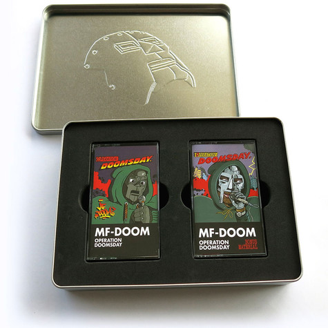 MF Doom - Operation: Doomsday Cassette Box