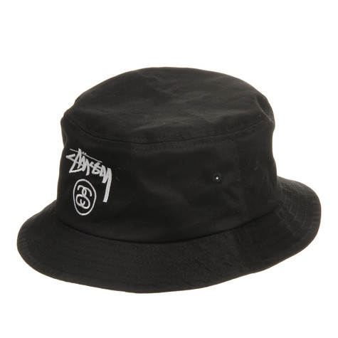 065beed7d71 Stüssy - Stock Lock Bucket Hat (Black)