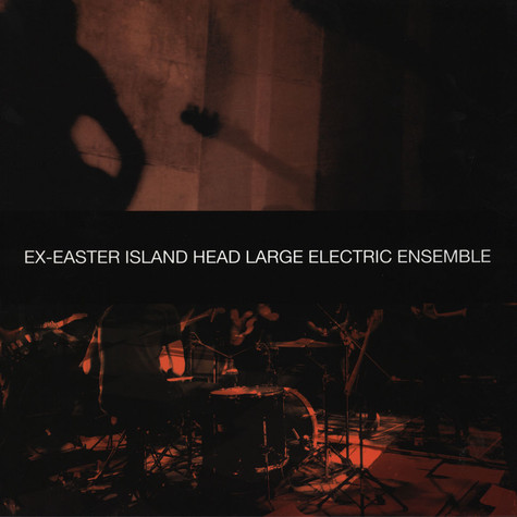 Ex-Easter Island Head - Large Electric Ensemble