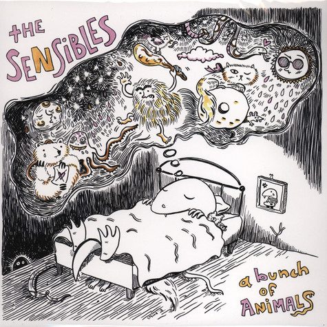 Sensibles, The - A Bunch Of Animals