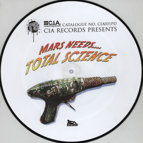 Total Science - Mars Needs.... Total Science LP Sampler