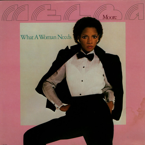 Melba Moore - What A Woman Needs
