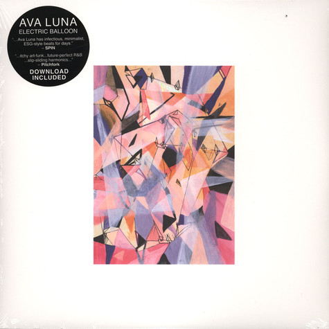 Ava Luna - Electric Balloon