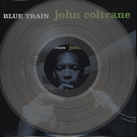 John Coltrane - Blue Train Clear Vinyl Edition