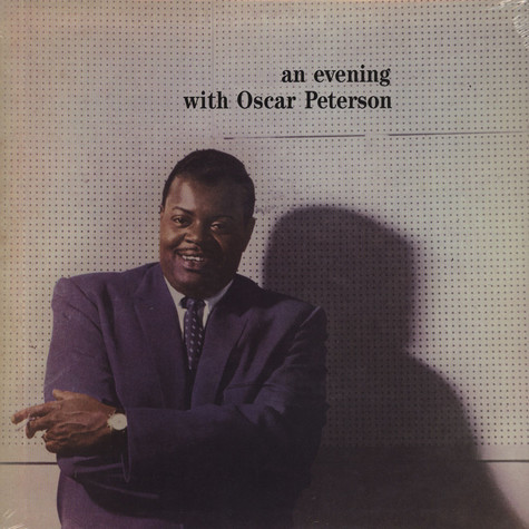 Oscar Peterson - An Evening With