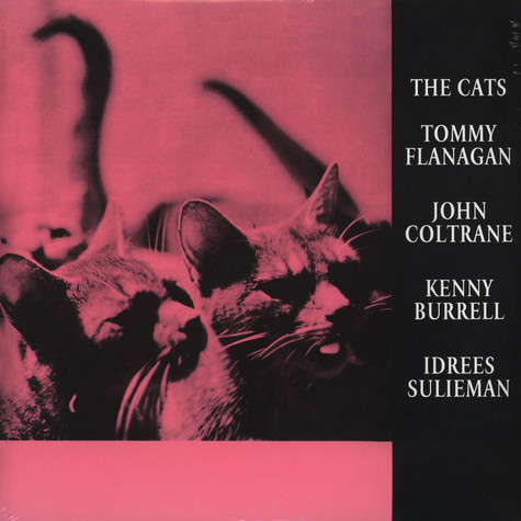 John Coltrane & Kenny Burrell - The Cats