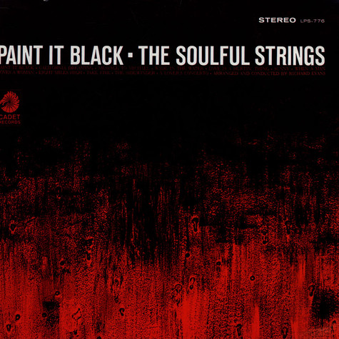 Soulful Strings, The - Paint It Black