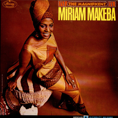 Miriam Makeba - The Magnificent Miriam Makeba