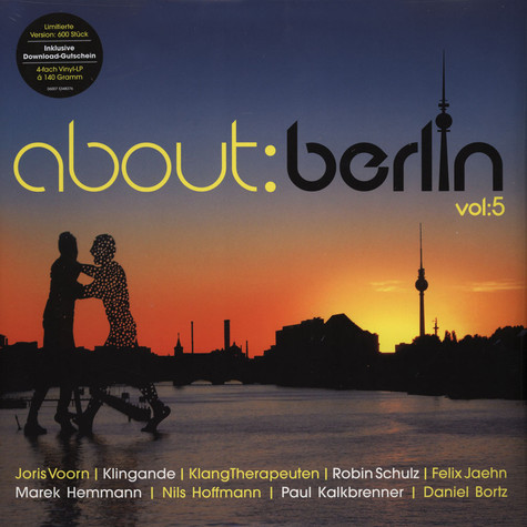 About:Berlin - Volume 5