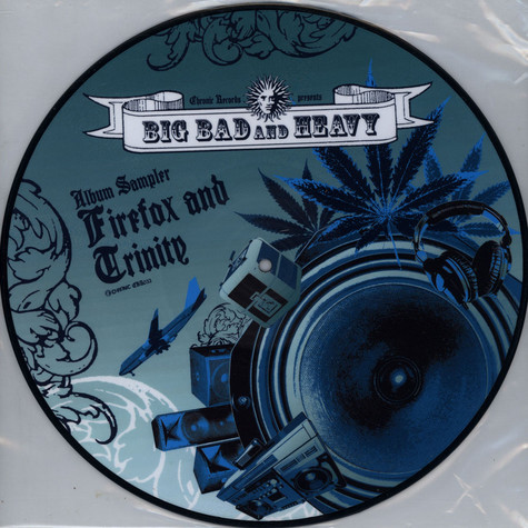 Firefox / Trinity - Big Bad And Heavy (Album Sampler)