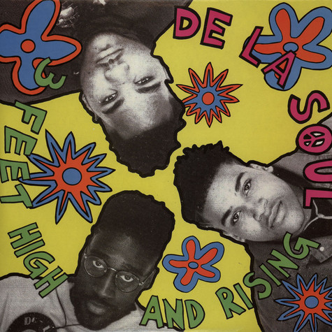De La Soul - 3 Feet High And Rising