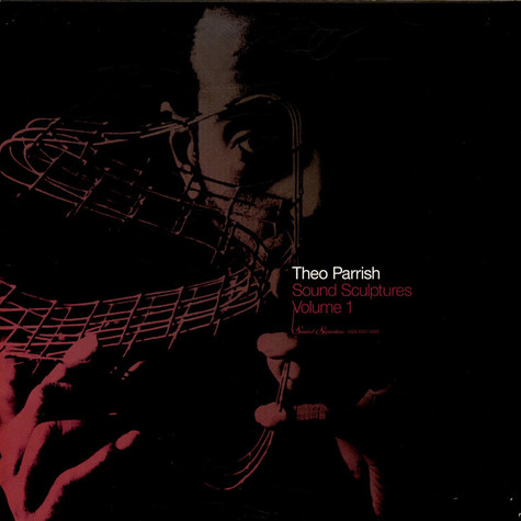 Theo Parrish - Sound Sculptures Volume 1