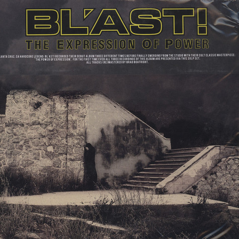 Bl'ast - Expression Of Power