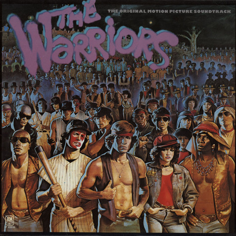V.A. - The Warriors (The Original Motion Picture Soundtrack)