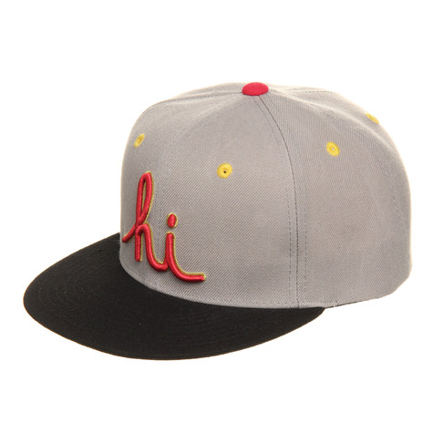 In4mation - Hi Snapback Cap