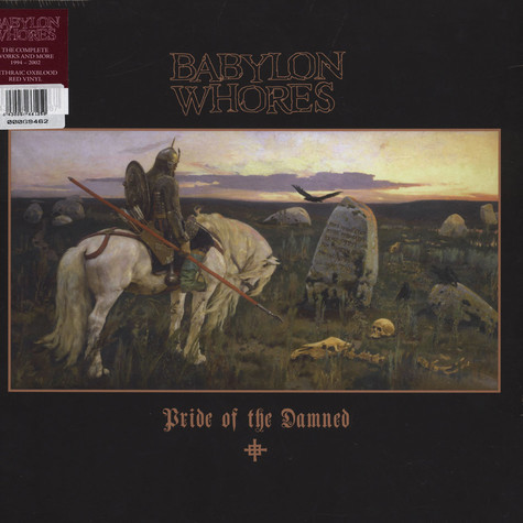Babylon Whores - Pride Of The Damned