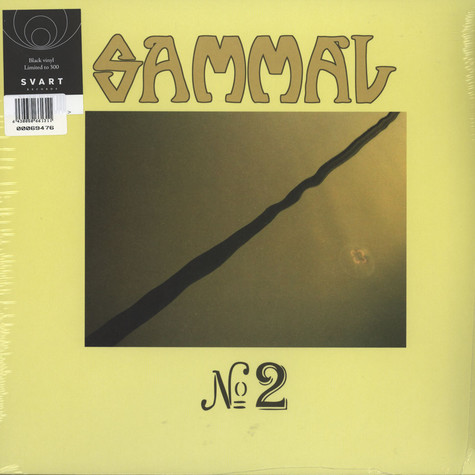 Sammal - No. 2 Yellow Vinyl Edition