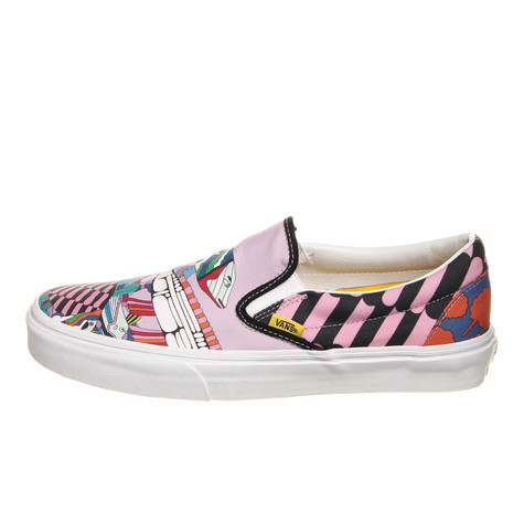 Vans x The Beatles - Classic Slip-On