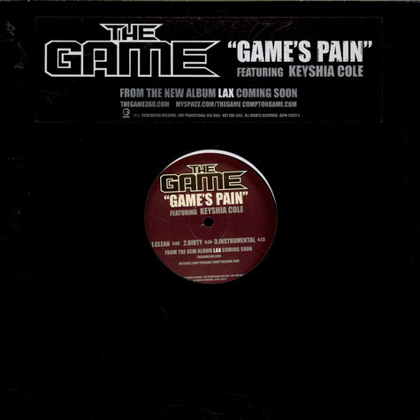 Game, The - Game's Pain