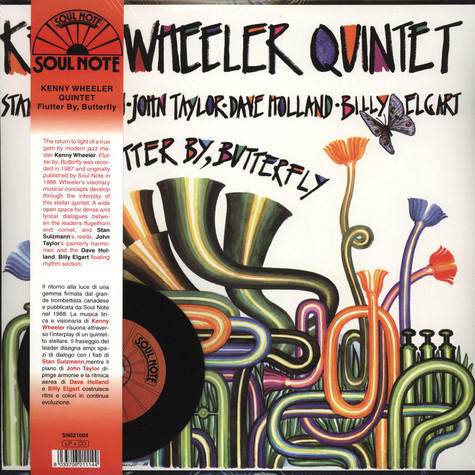 Kenny Wheeler Quintet - Flutter By, Butterfly