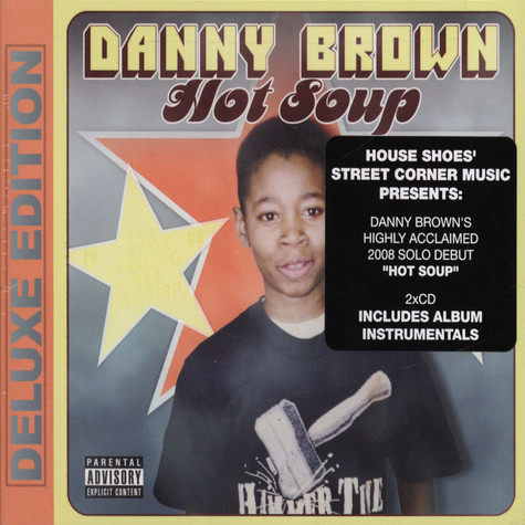 Danny Brown - Hot Soup